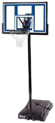 9. Lifetime 1531 Portable Basketball System