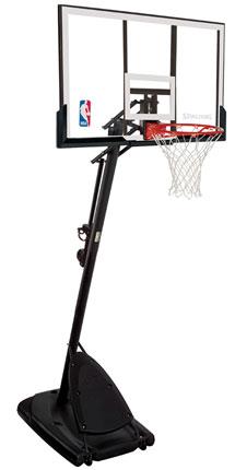 4. Spalding 66291 Pro Slam Portable Basketball System