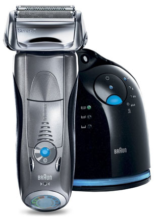 4. Braun Series 7 790cc-4 Electric Foil Shaver