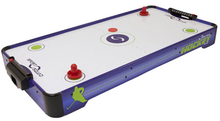 5. Sport Squad HX40 Electric Powered Air Hockey Table
