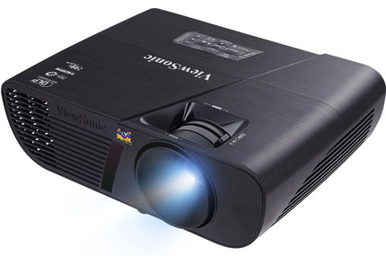 9. ViewSonic DLP Projector