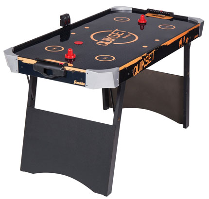 4. Franklin Sports Quikset Air Hockey Table