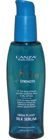 7. Healing Strength Neem Plant Silk Serum by L'anza, 3.4 Ounce