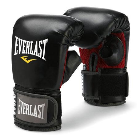 10. Everlast Mixed Martial Arts Heavy Bag Gloves