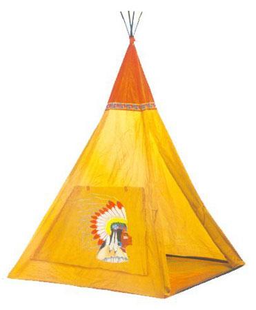 7. Indian Teepee Tripod