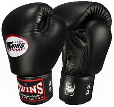 8. Twins Special Boxing Gloves Velcro