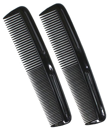 2. Hair Care 4-Pack Comb - Not Breakable