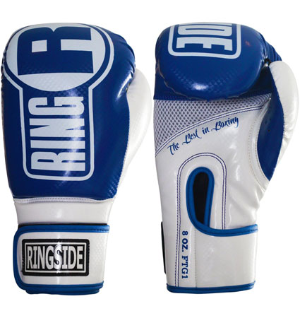 7. Ringside Apex Boxing Muay Thai Training Gloves