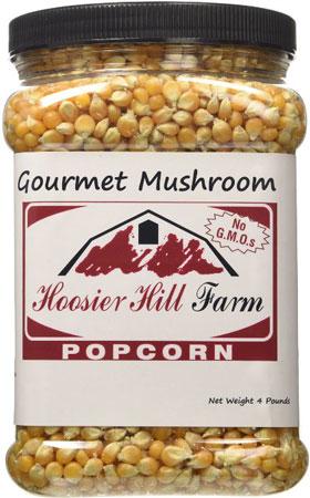 7. Hoosier Hill Farm Gourmet Mushroom, Popcorn Lovers