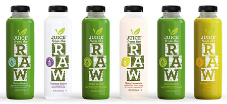 5. Juice from the RAW 3 Day ORGANIC Juice Cleanse