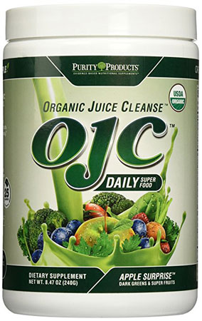 3. Certified Organic Juice Cleanse (OJC) 8.46oz - Apple Surprise