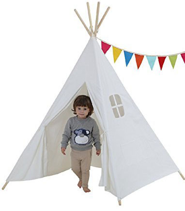 1. Dream House Canopy Tent