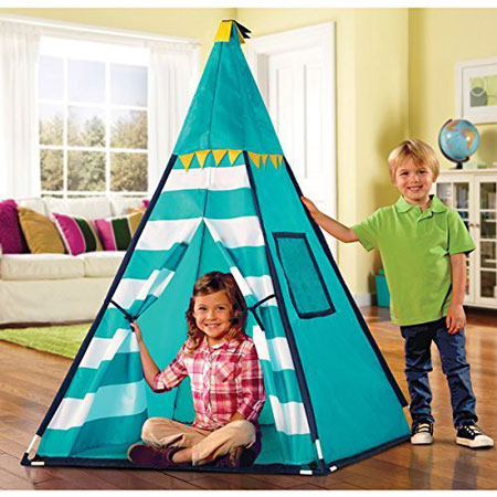 2. Discovery Teepee Tent
