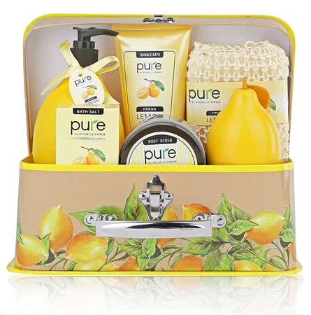 4. Pure! Bath & Body Luxury Spa Kit