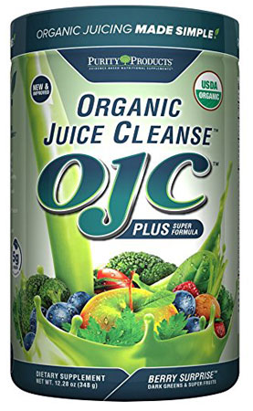 1. Certified Organic Juice Cleanse - (OJC) Plus - Berry Surprise