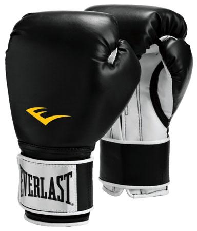 4. Everlast Pro Style Training Gloves