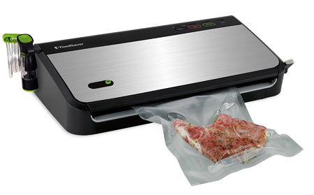 9. FoodSaver FM2435-ECR Vacuum Sealing System
