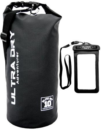 2. Premium Waterproof Bag, Sack with phone dry bag