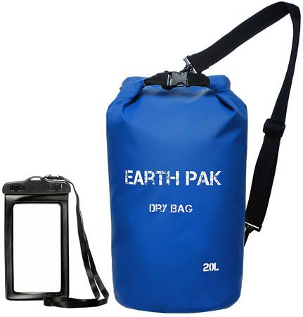 4. Earth Pak -Waterproof Dry Bag