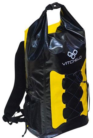 6. 30L DELUXE Waterproof Dry Bag Backpack