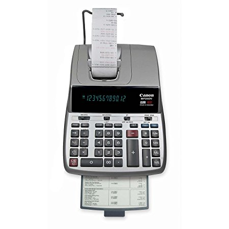 8. canon MP25DV Standard Function Calculator
