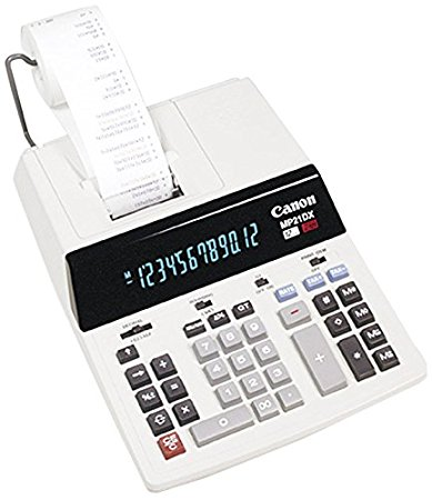 9. Canon Office Products MP21DX Business Calculator