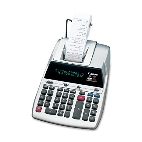 3. Canon MP11DX Printing Calculator