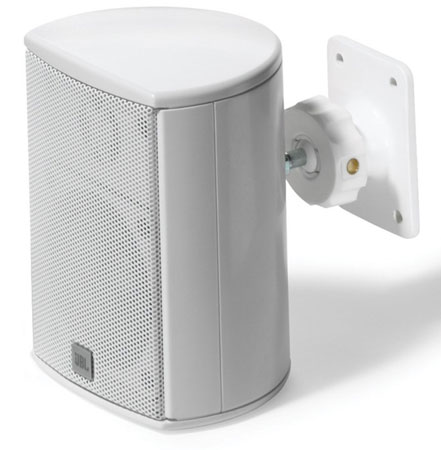 2. Leviton AESS5-WH Architectural Edition Powered By JBL Expansion Satellite Speaker, White