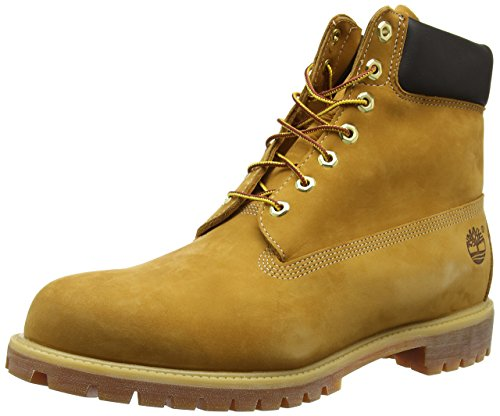 "7. Timberland Men's 6"" Premium Waterproof Boot"