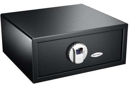 6. BARSKA Biometric Safe