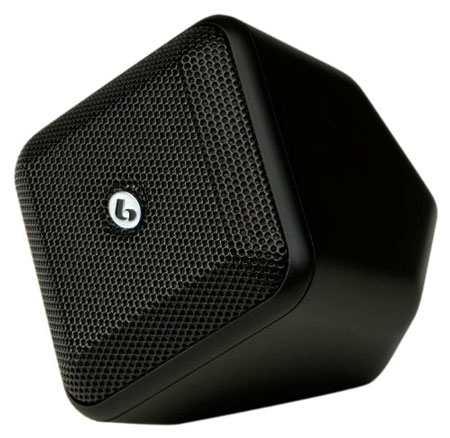 5. Boston Acoustic SoundWare XS Ultra-Compact Satellite Speakers - Black