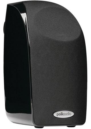 4. Polk Audio TL 1 Satellite Speaker (Each, Black)