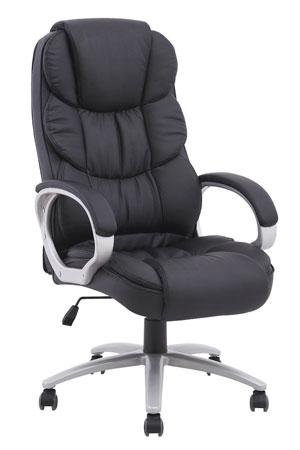 9. BestOffice Ergonomic PU Leather High-Back Office Chair