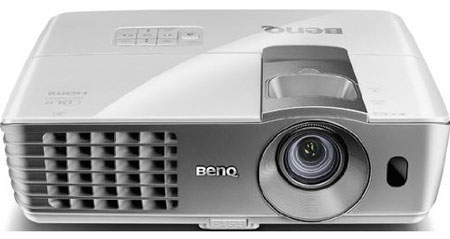 6. BenQ DLP Short Throw Projector