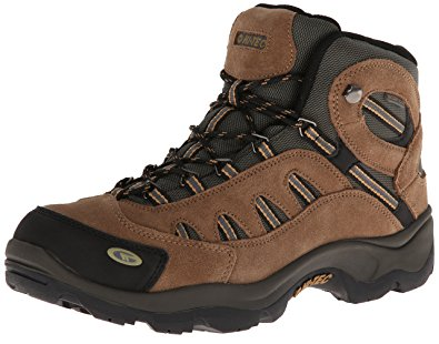 1. Hi-Tec Men's Bandera Mid Waterproof Hiking Boot