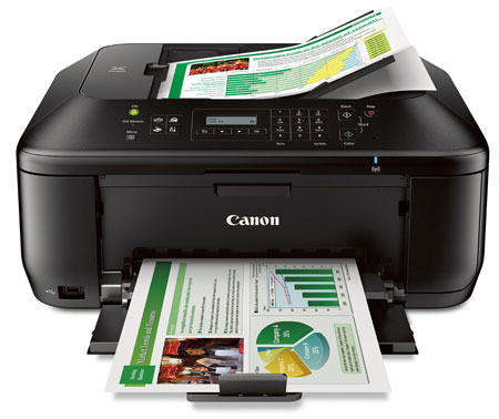 7. Canon Office Products MX532 Wireless Office All-In-One Printer