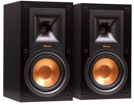 Klipsch R 15M Bookshelf Speaker Pair