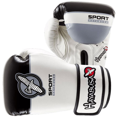 1. Hayabusa Fightwear Sport 16 oz. Training Gloves