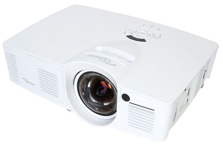 4. Optoma EH200ST Short Throw Projector