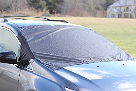 14. Premium Windshield Snow Cover