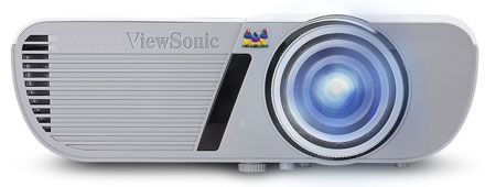 10. ViewSonic PJD5553LWS Short Throw Projectors