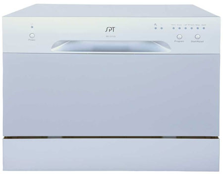 10. SPT SD-2213S Countertop Dishwasher