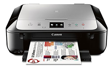 4.Canon MG6821 Wireless All-In-One Printer with Scanner and Copier