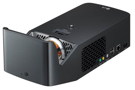 1. LG PF1000U Short Throw Projector