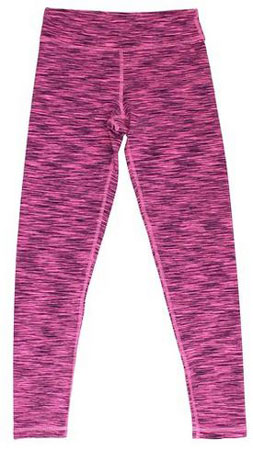 7. 90 Degree by Reflex - Kids Yoga Pants - Junior Leggings