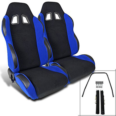 10. Spec-D Tuning RS-504-2 Racing Seat