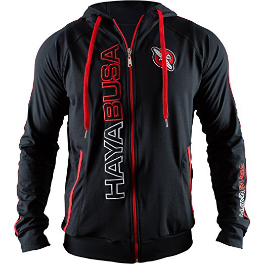 2. Hayabusa Men's Prime Athletic Hoodie