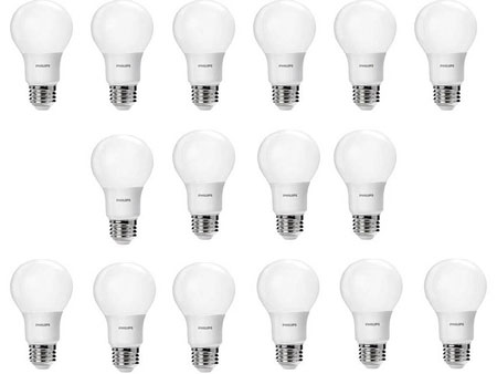 3. Philips 462143 Dimmable 65 Watt Equivalent Soft White BR30 Dimmable Led Light Bulb