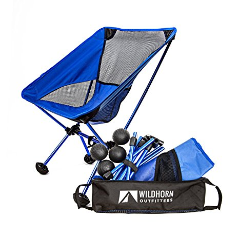 2. Terralite Portable Camp Chair