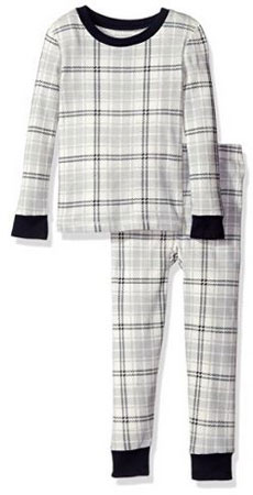 1. Burt's Bees Kids Toddler Pajama Set